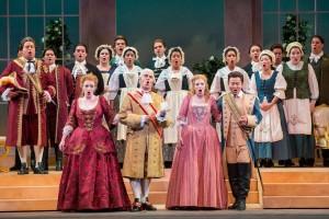Opera singing lessons - Cornerstone Music Conservatory